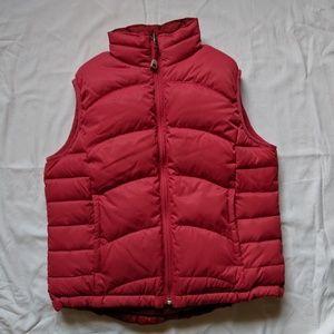 L.L Bean Down Vest Woman's size Small